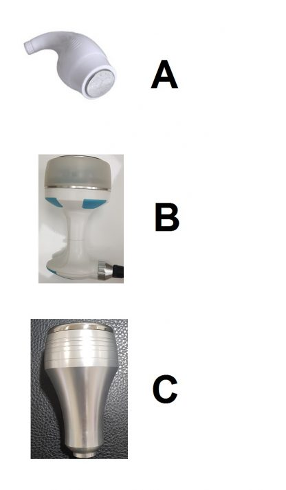 Cavitation Handles