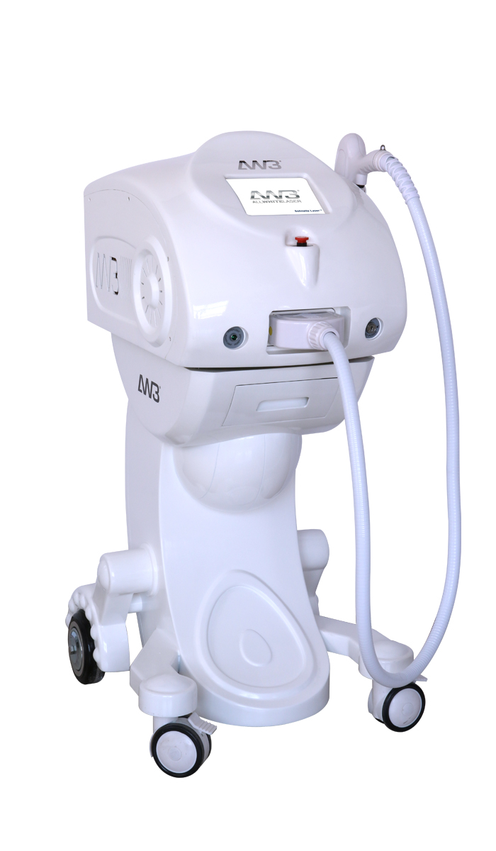 Laser Hair Removal Machine Training And Business Allwhite Laser Aw3