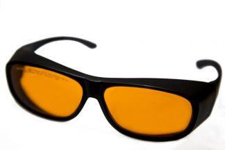 Orange Glasses 2
