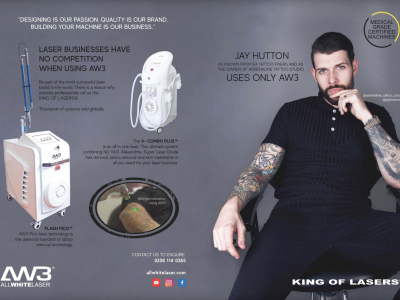 Salon Magazine ft Jay Hutton