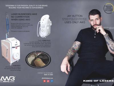 Salon Magazine ft Jay Hutton